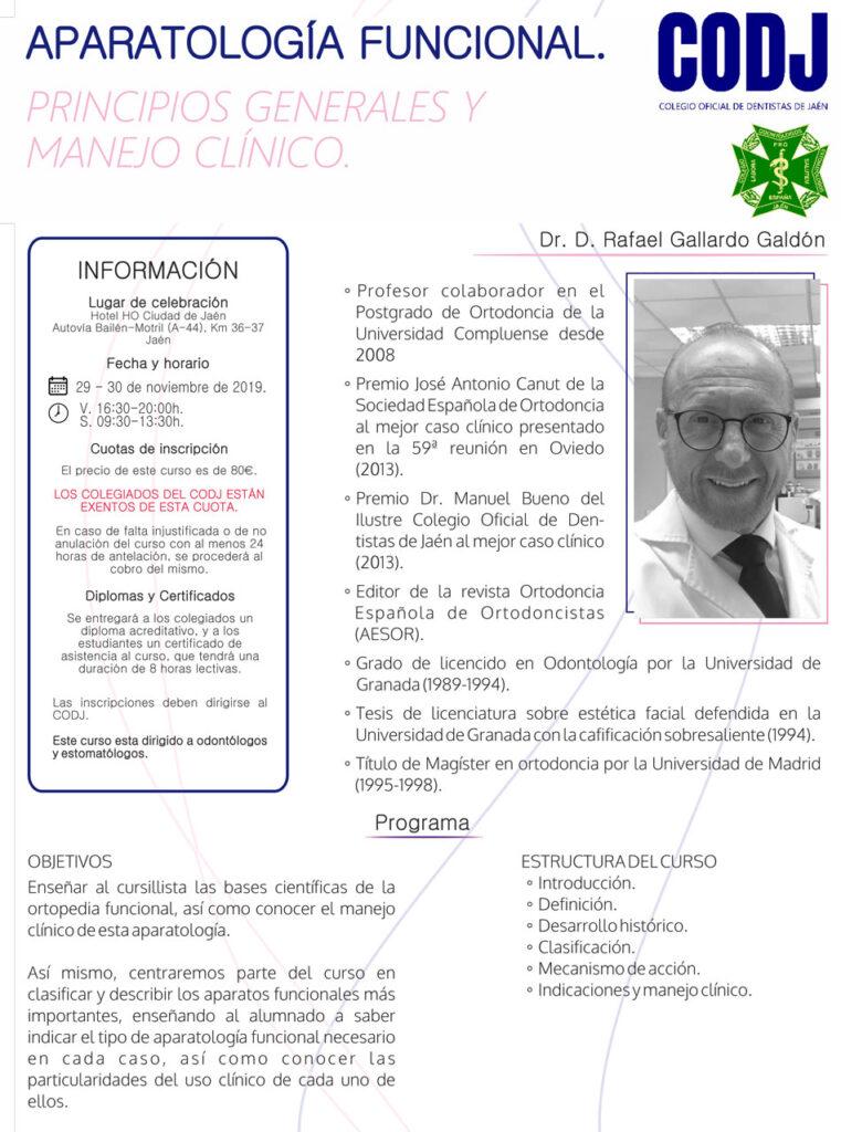 curso-dr-gallardo-ortodoncia-colegio-dentistas-jaen